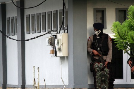 Police beef up security following Gorontalo prison riot