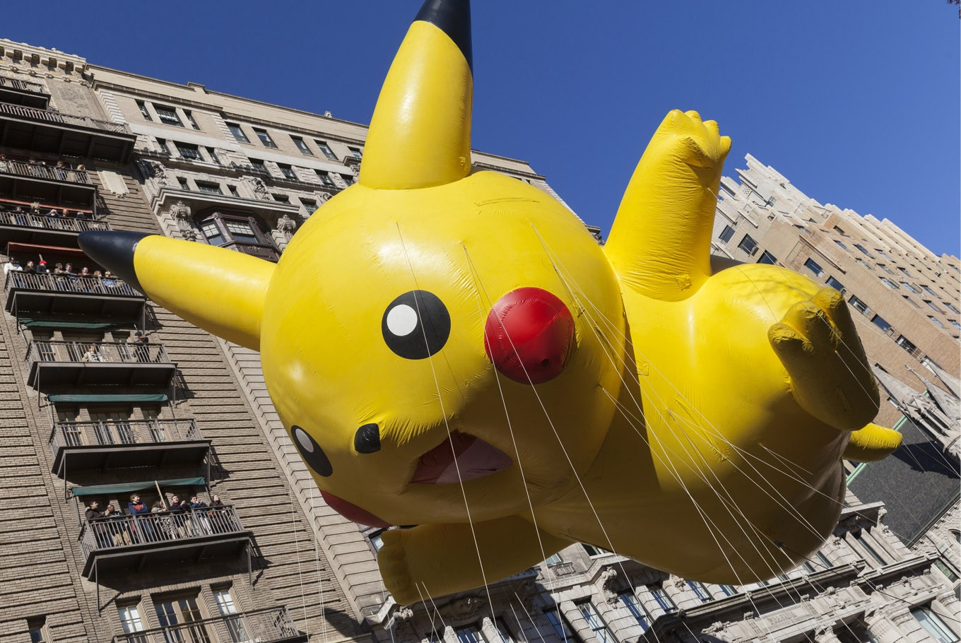 Nintendo's decision to rename Pikachu stirs protest in Hong Kong