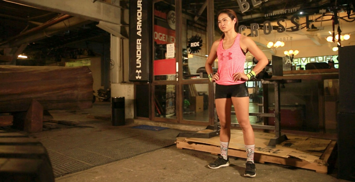 Crossfit: every second counts