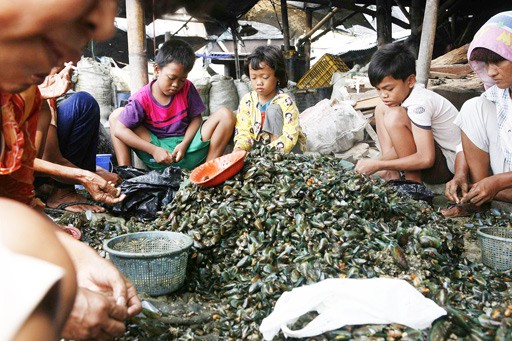 Indonesia Listed Among Top 10 In Global Slavery Index National