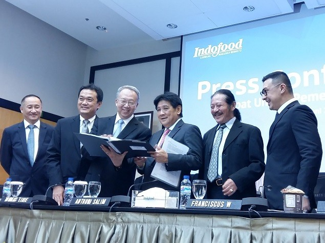 Shareholders approve divestment of Indofood's shares in China Minzhong