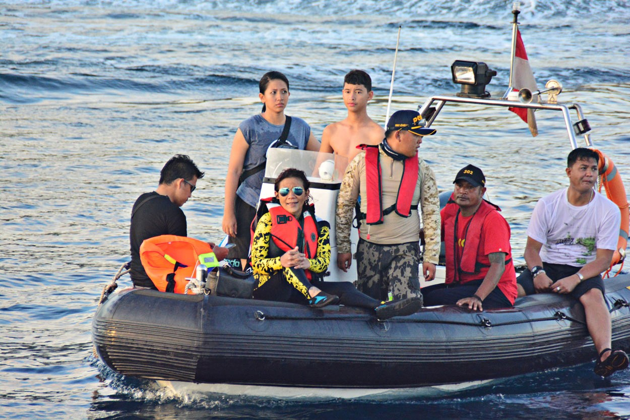 Indonesia to sink 30 more boats caught fishing illegally
