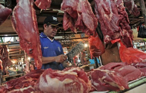 High beef prices leads consumers to opt for chicken, goat