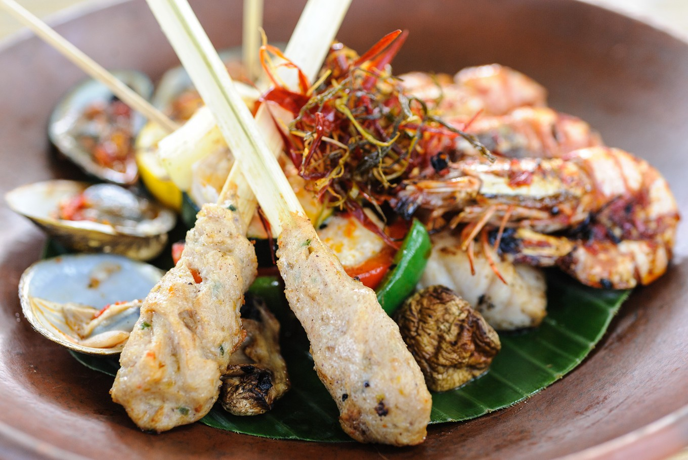 6 recommended balinese restaurants in jakarta food the for Canape jakarta