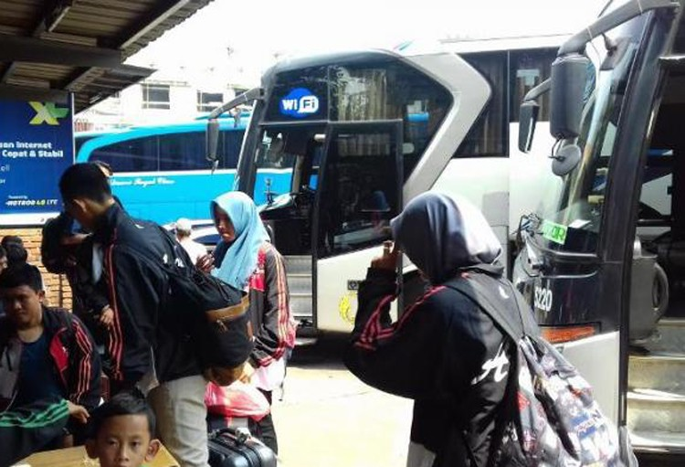 Damri buses to serve airport-hotel routes