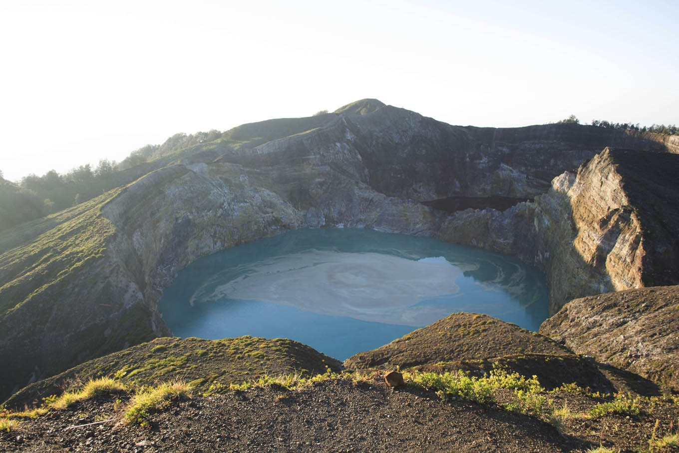 Trip to Kelimutu offered to IMF-World Bank annual meeting participants
