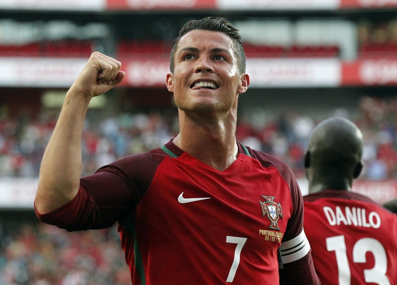 competitive price 26b91 39e06 Dragon-slayer' Ronaldo shatters Wales big night - World ...