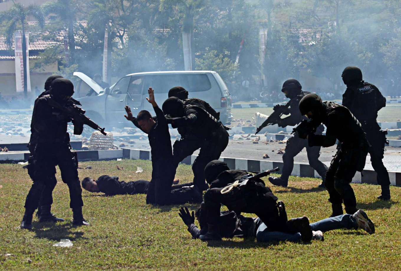 Terror attacks in Indonesia mostly funded from overseas: PPATK