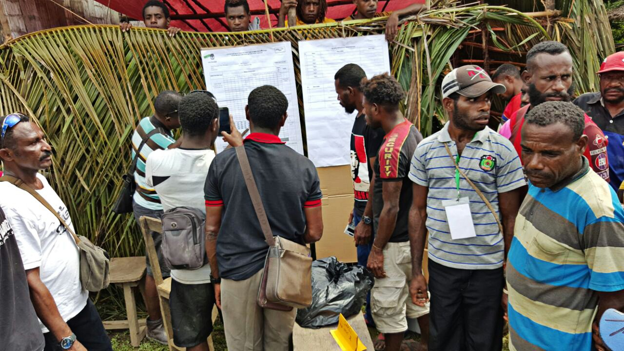Journalists intimidated while covering rerun election in Papua