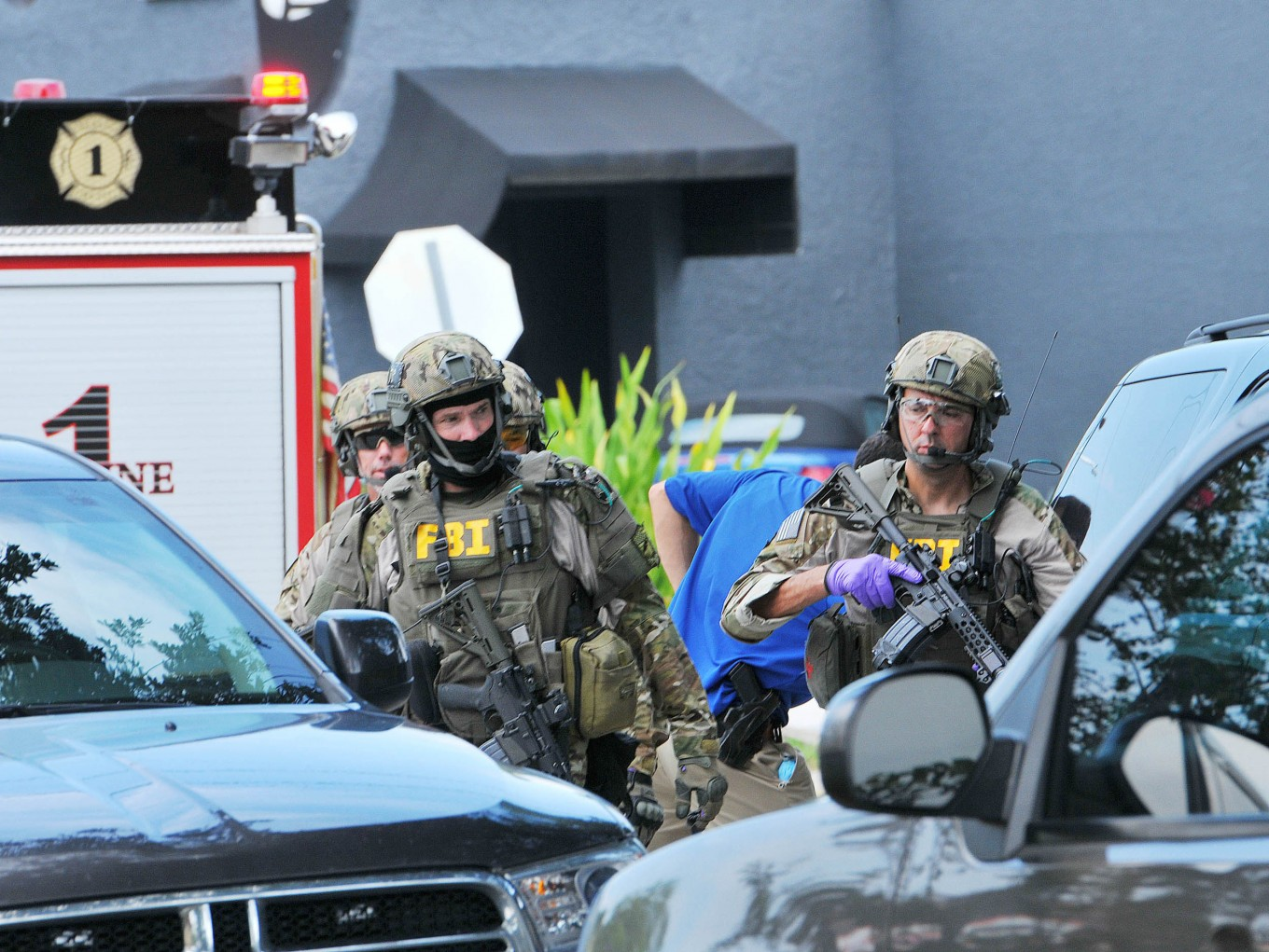 Photo worst mass shooting in us history the jakarta post - Orange county sheriffs office florida ...