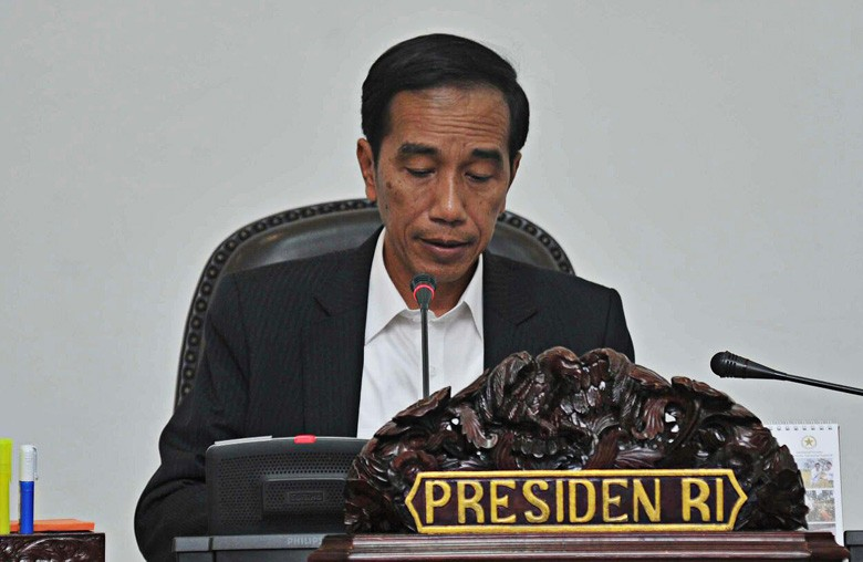 Jokowi expresses disappointment over Indonesian export stagnation