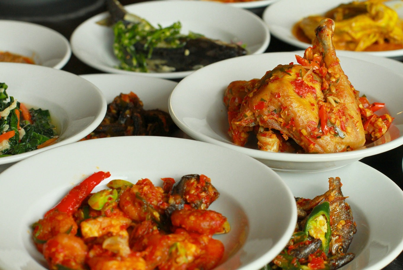 Fun facts about your delicious Padang food