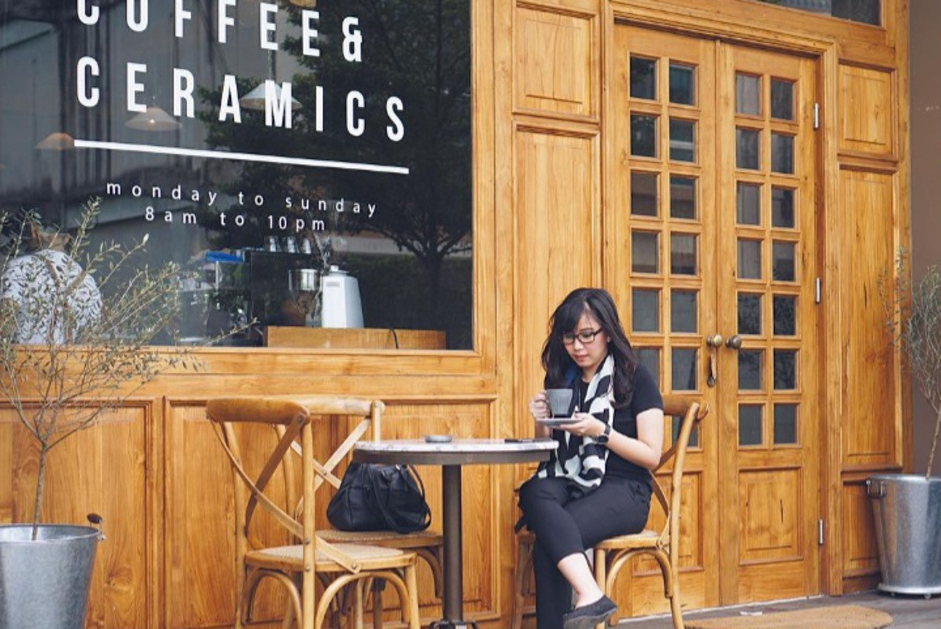 Cool coffee shops in Jakarta you might not know existed