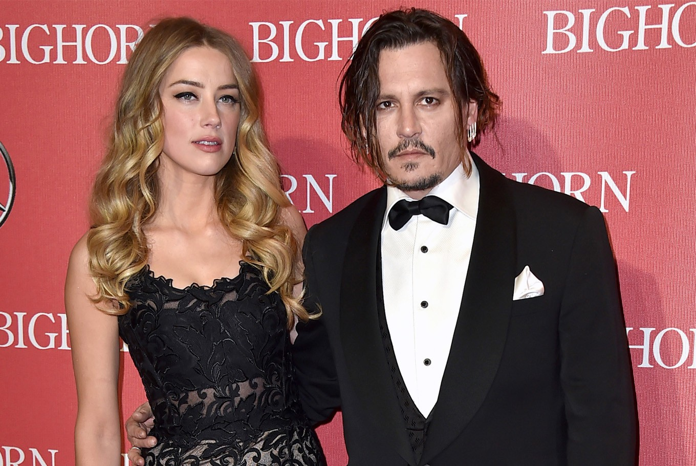 Judge finalizes divorce of Johnny Depp, Amber Heard