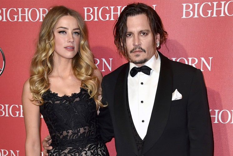 The Amber Heard-Johnny Depp domestic abuse case just got