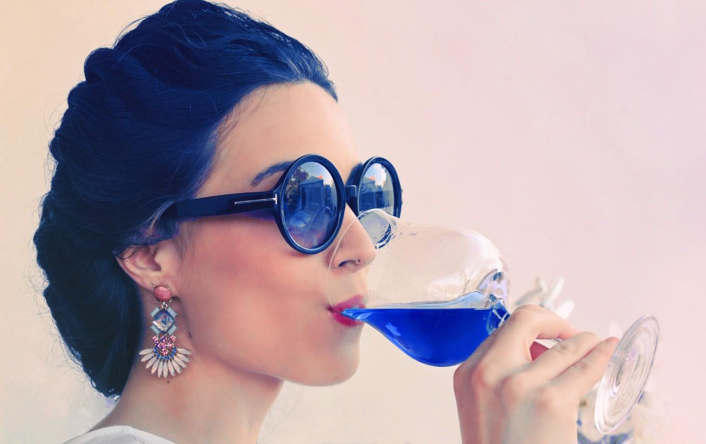 Trend alert: Next generation blue wine
