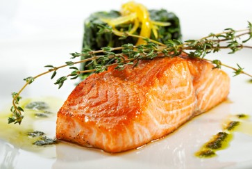 The difference between Norwegian trout and salmon