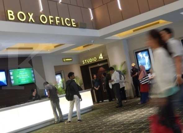 Indonesias cinema 21 eyes 25 million ticket sales business the indonesias cinema 21 eyes 25 million ticket sales stopboris Image collections