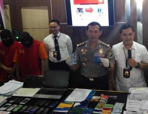 housewife nabbed for credit card fraud city the jakarta post