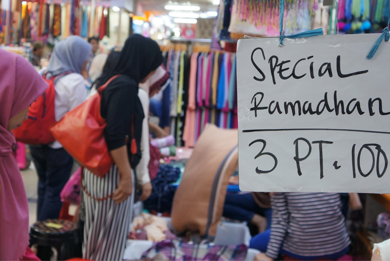 Here's where to shop at Thamrin City
