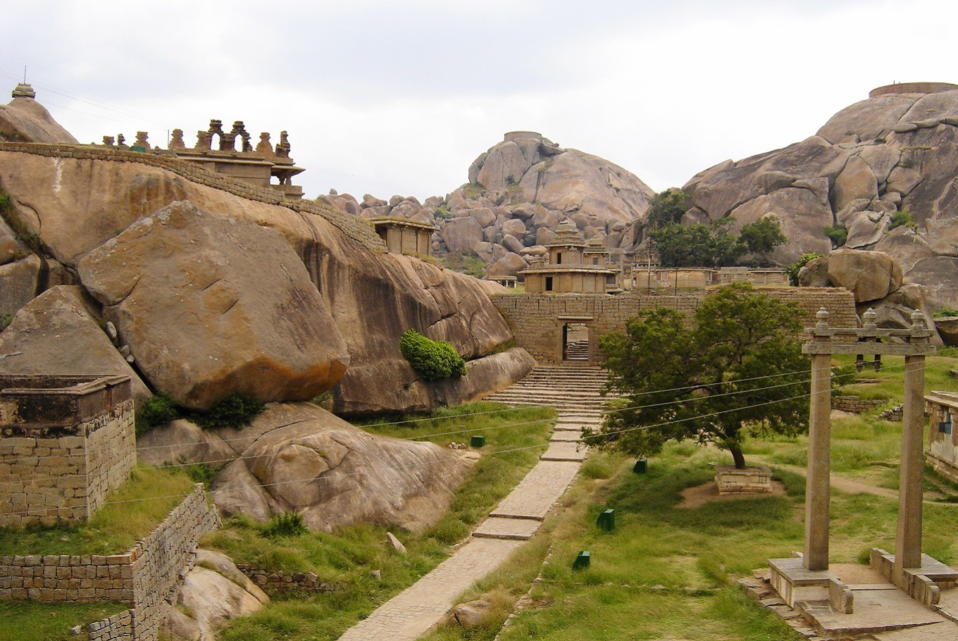 The Magnificent Fort Of Chitradurga Destinations The