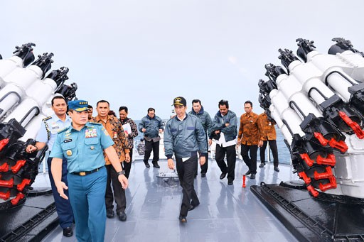 Indonesia is a Pan Indo-Pacific super power