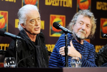 Led Zeppelin to reissue 'Song Remains the Same'