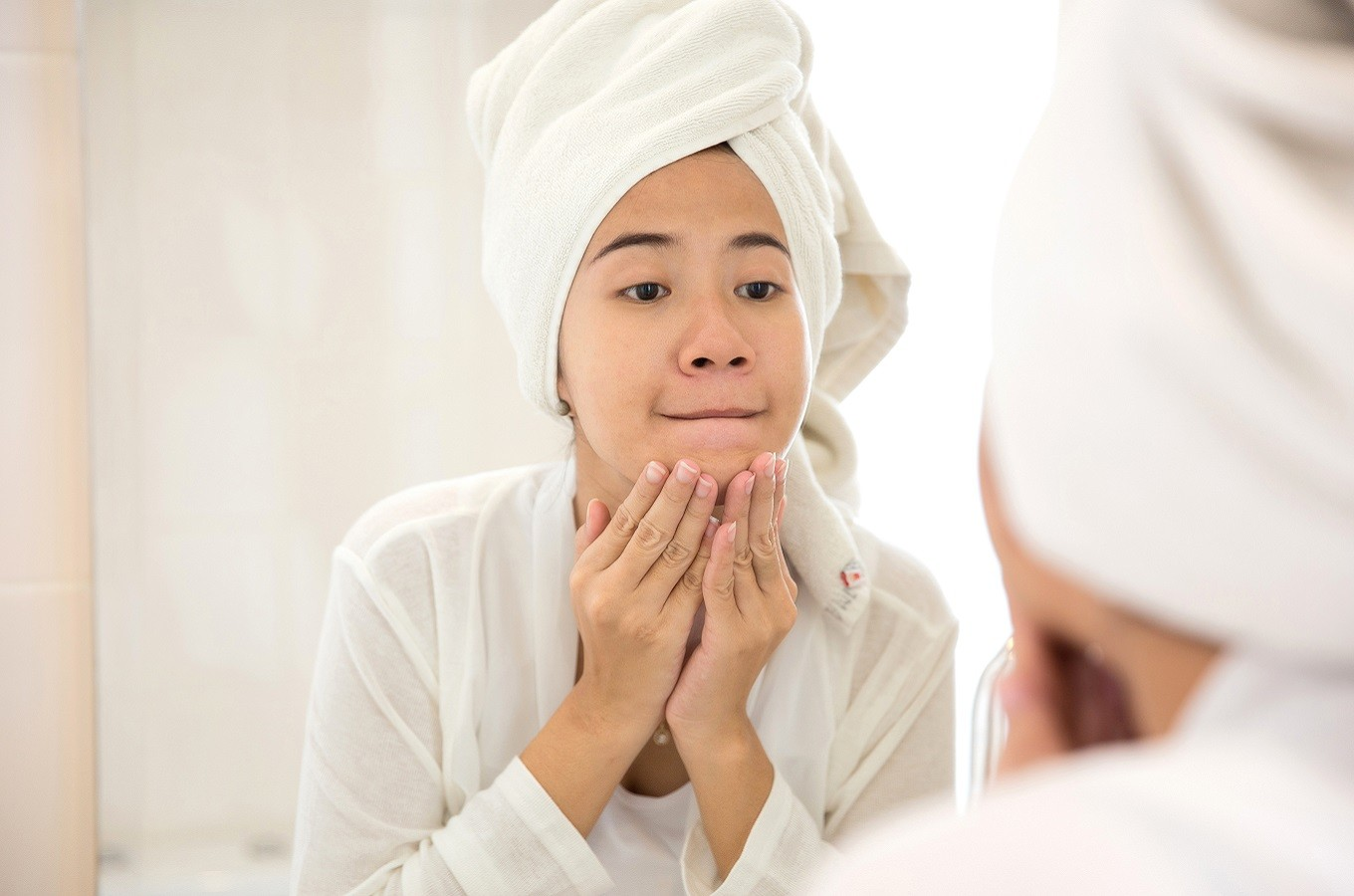 Cure your acne with these five tips