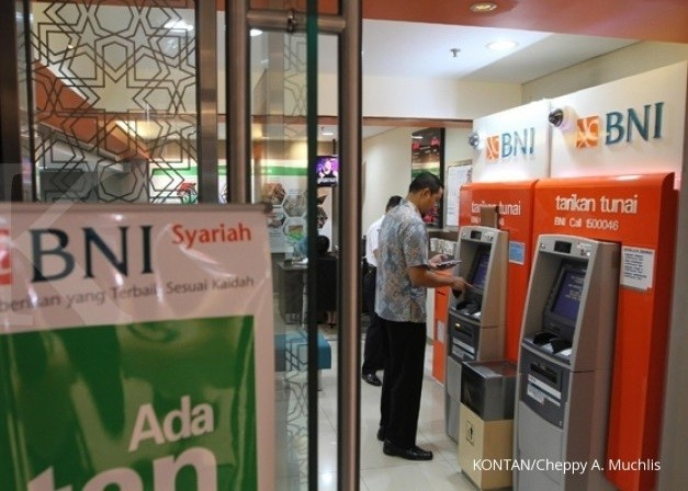 BNI Syariah sees profit soar in Q1, chances to expand international banking services
