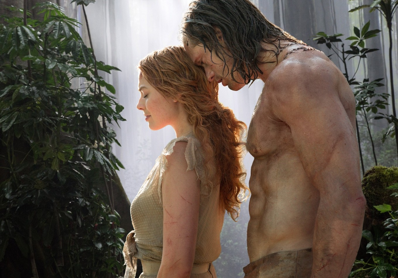 'Tarzan': Edgar Rice Burroughs' novel 'reimagined' on screen