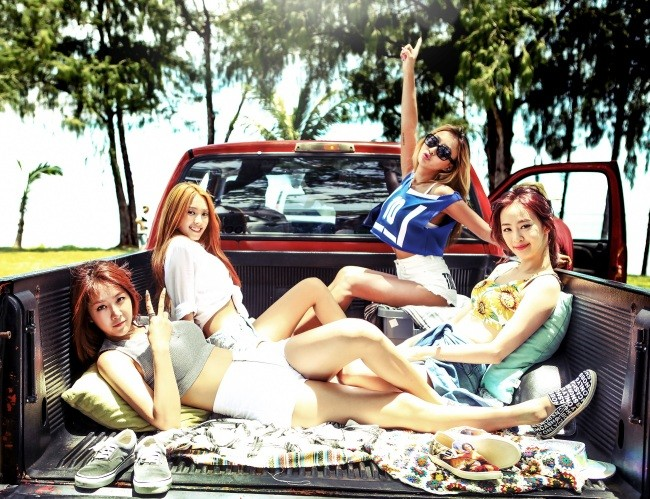 Sistar confirms disbandment after 7 years