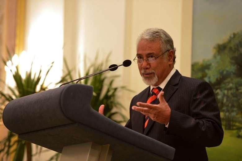 Former Timor Leste leader Gusmao's last big battle
