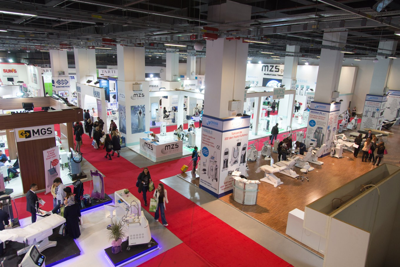 Cosmetics, beauty trade show to be held next April