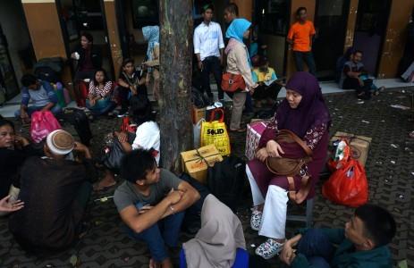 Mass exodus to begin in Jakarta this weekend