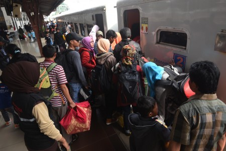Additional trains for Idul Fitri exodus available: KAI