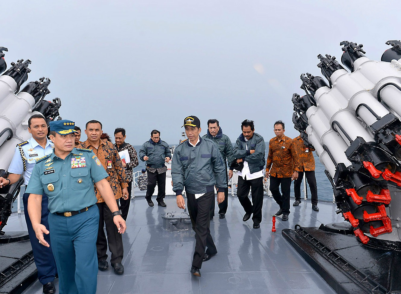 Indonesia 'speaks Chinese' in South China Sea