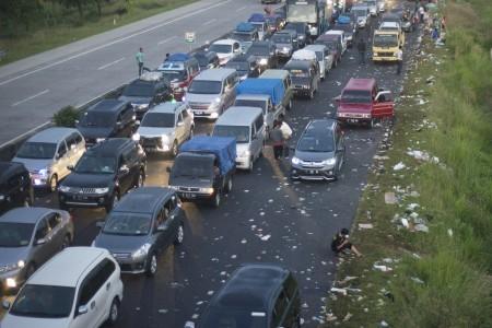 Dozens killed on North Sumatra roads in Idul Fitri holiday period
