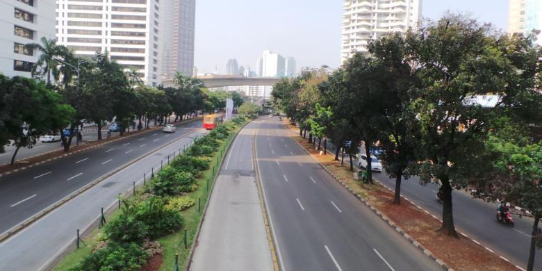 Mudik: a blessingfor some Jakarta residents