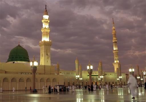 Saudi Arabia says Pakistani man was suicide bomber in Medina