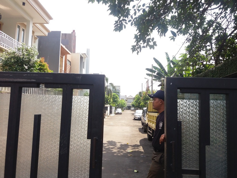 Security increased as many houses left empty for holidays
