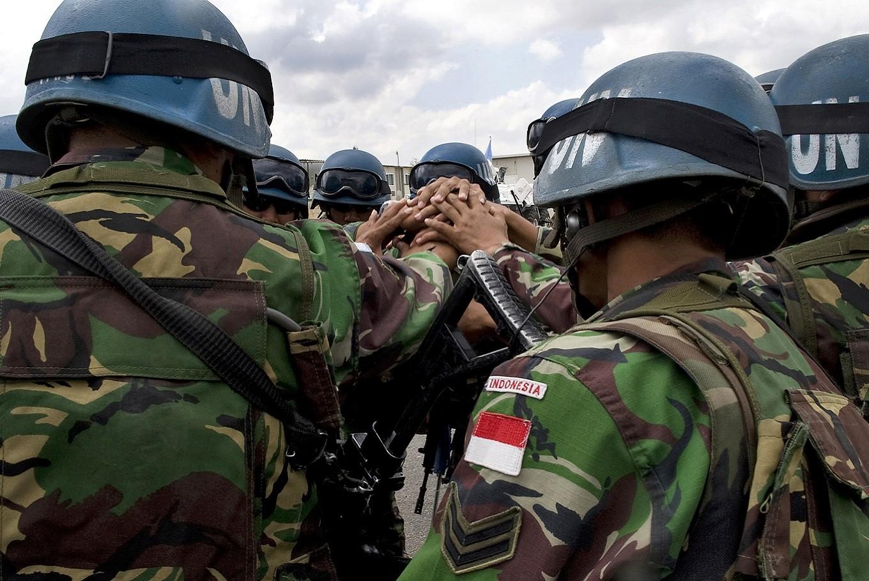 Indonesian peacekeepers: Making home proud