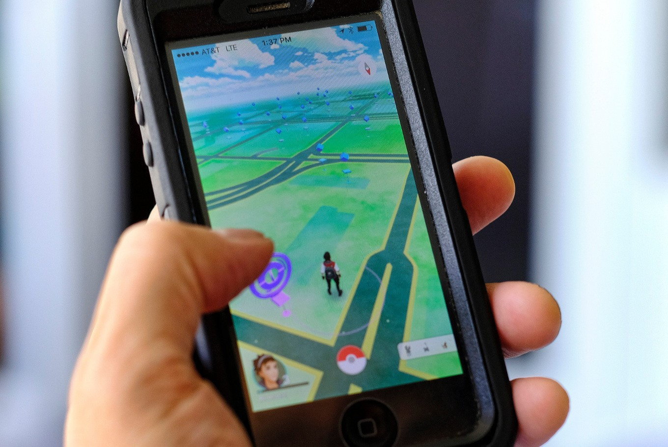 Don't think too negatively about 'Pokemon Go': National Resilience Institute