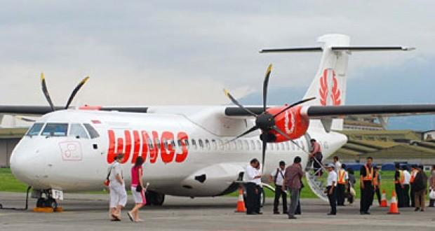 Wings Air's new Lampung route to slash Tanjung Karang-Krui travel time