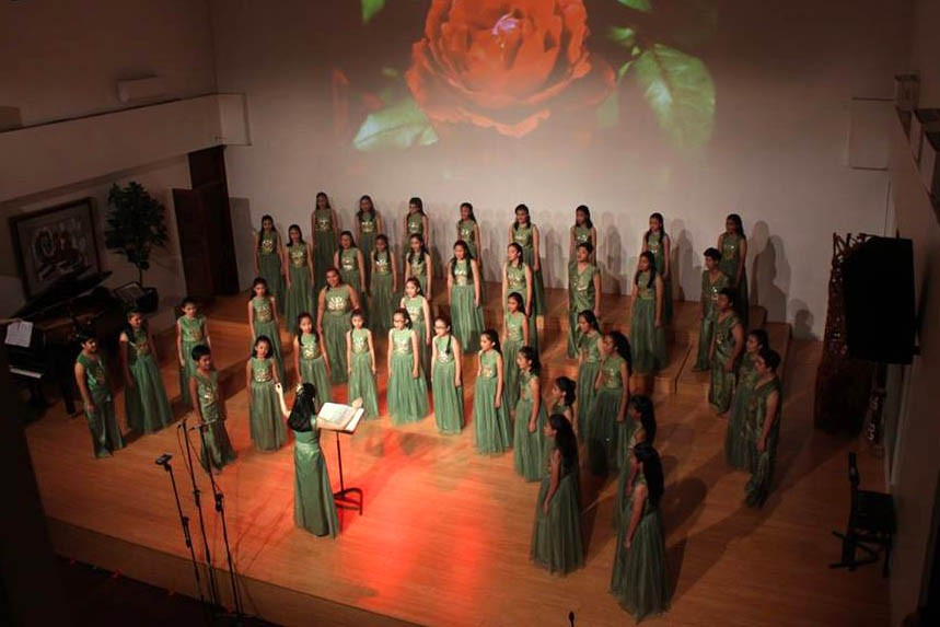 Indonesian child choir brings home trophy from Venice