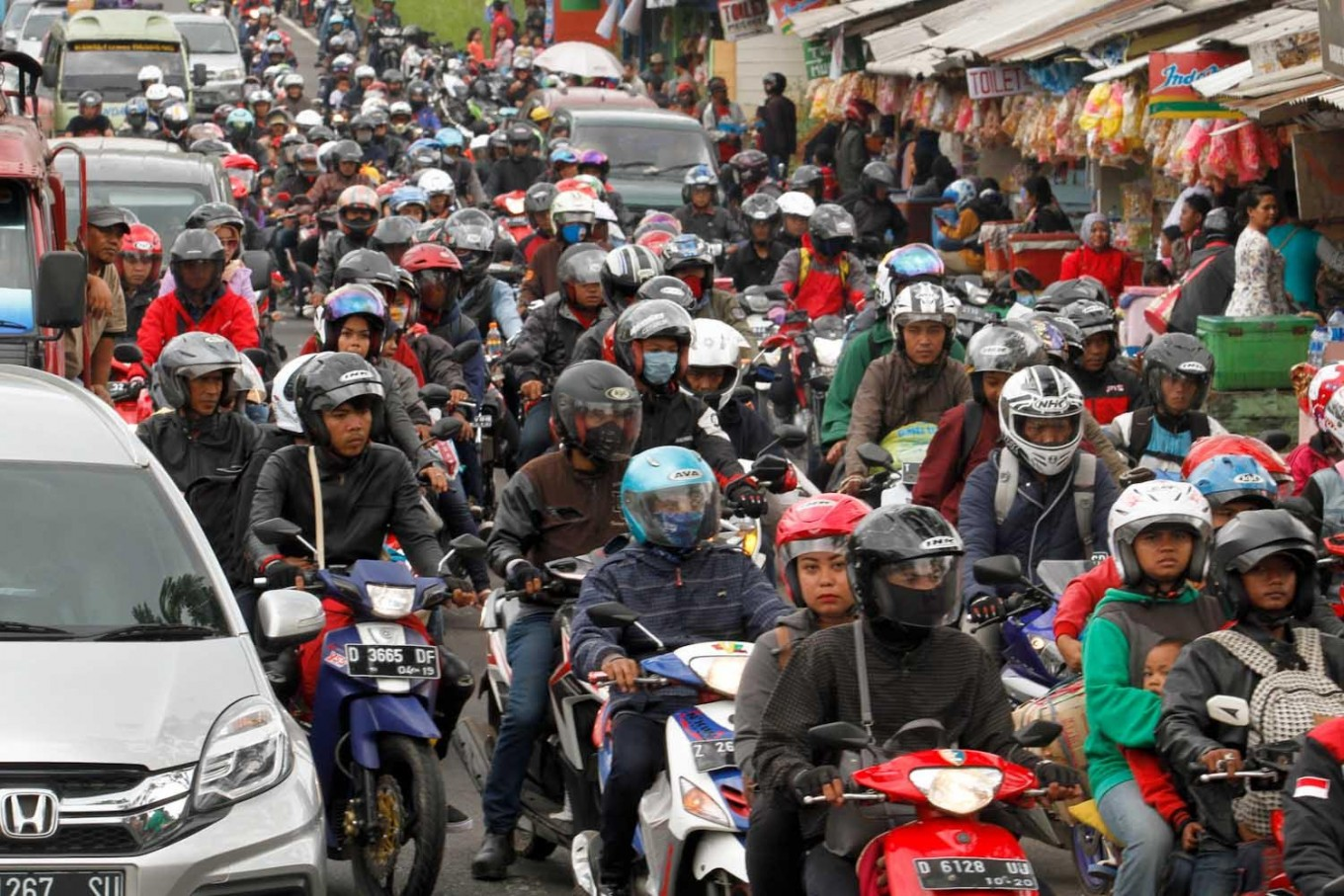 20 people killed in traffic accidents in West Java during Idul Fitri holidays