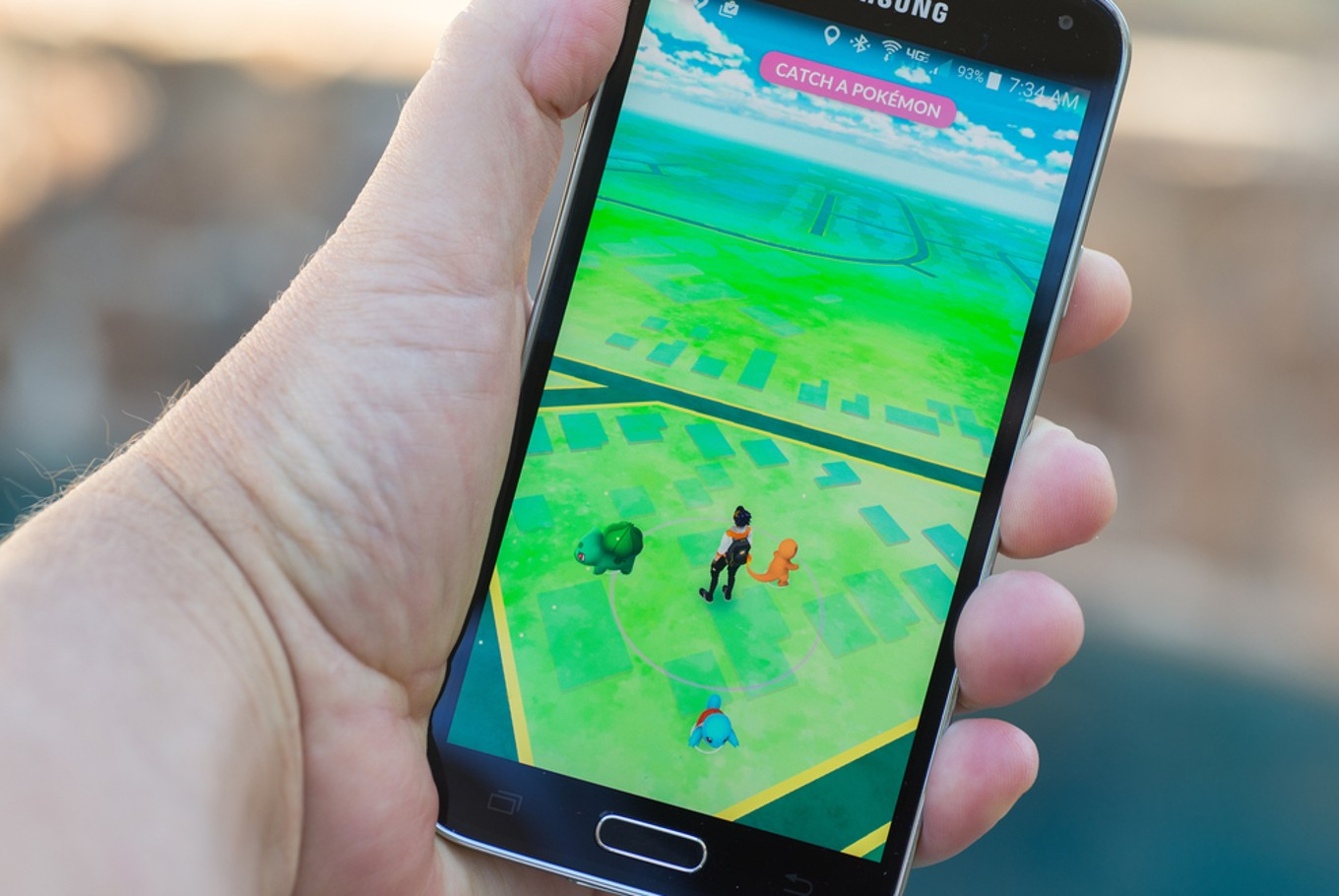 Southeast Asia may have to wait for Pokémon Go release