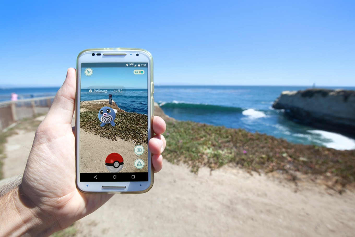 Pokémon Go Uber could be the next big thing