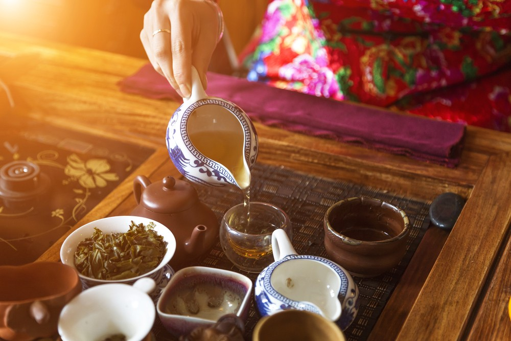 What you need to know about Chinese tea-drinking traditions