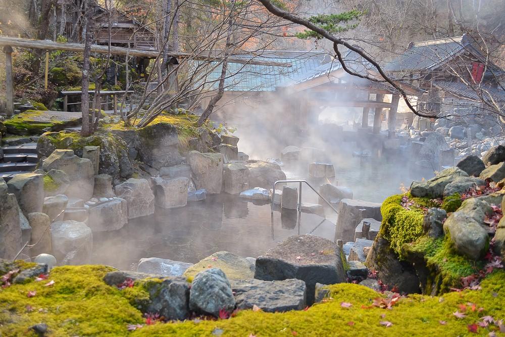 Popular onsen to visit in Japan