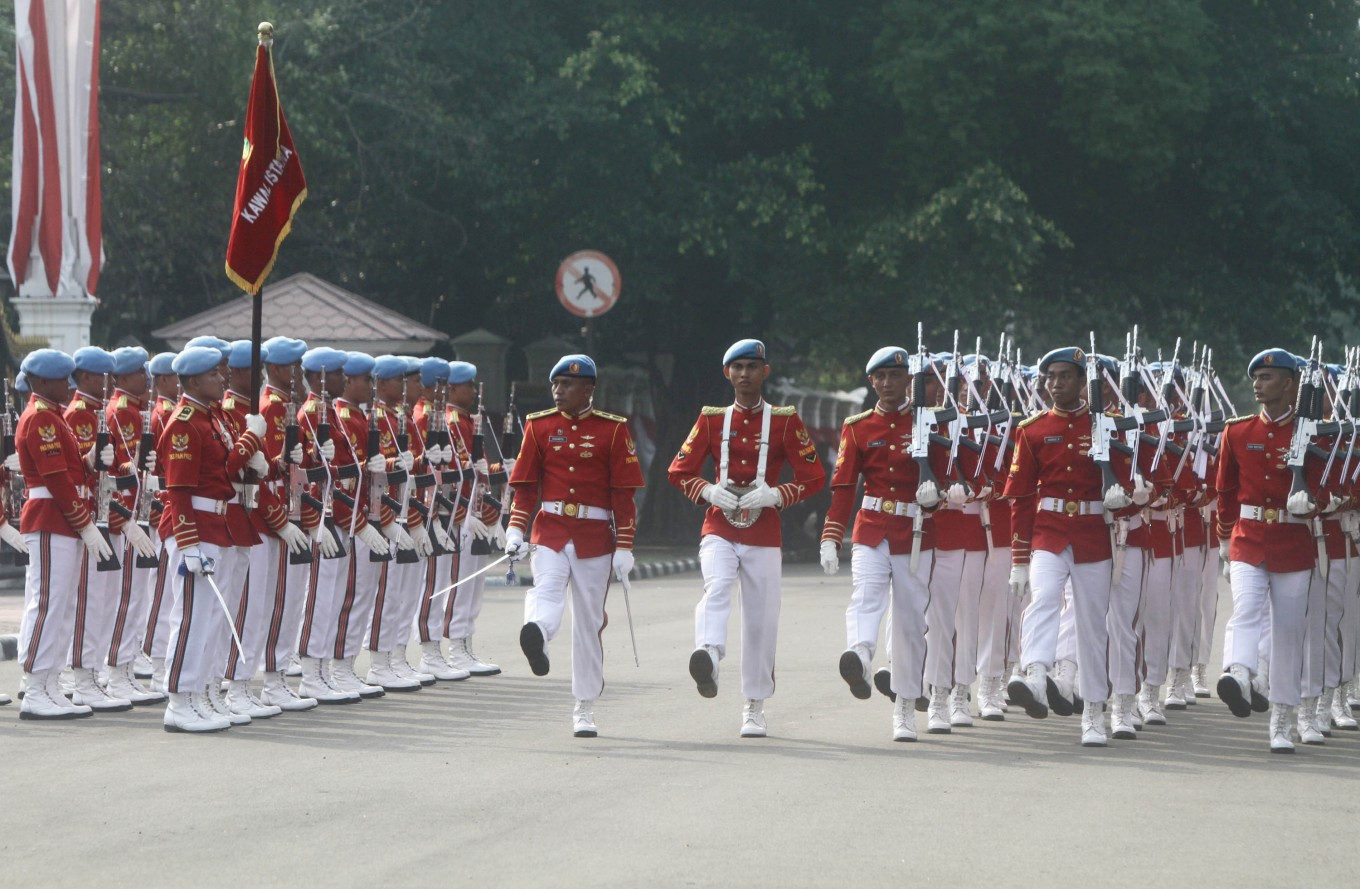 Changing of the guards' ceremony now open to public